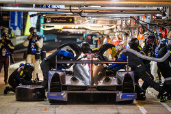 Pit stop for #33 OAK Racing - Team Asia Ligier JS P2 - HPD: David Cheng, Ho-Pin Tung, Adderly Fong
