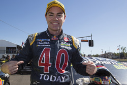 Second place Craig Lowndes, Red Bull Holden
