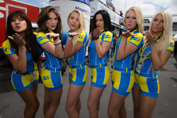 Lovely Bilstein girls