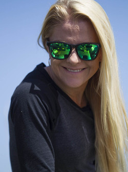 Patricia Driscoll, girlfriend of Kurt Busch