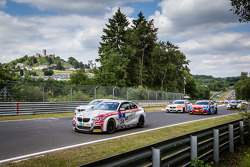 Start: #314 Sorg Rennsport BMW M235i Racing: Friedhelm Mihm, Heiko Eichenberg, Thomas Jäger