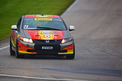 #72 Compass360 Racing Honda Civic Si: Karl Thomson