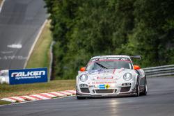 #72 Car Collection Motorsport Porsche 997 GT3 Cup: Klaus Koch, Don Stephano