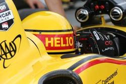 INDYCAR: Helio Castroneves, Penske Racing Chevrolet
