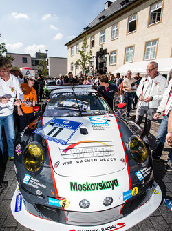 #11 Wochenspiegel Team Manthey Porsche 911 GT3 RSR