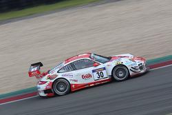#30 Frikadelli Racing Team Porsche 911 GT3 R: Klaus Abbelen, Sabine Schmitz, Patrick Huisman, Frank Stippler