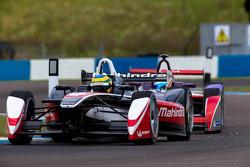 FORMULA-E: Bruno Senna, Mahindra Racing
