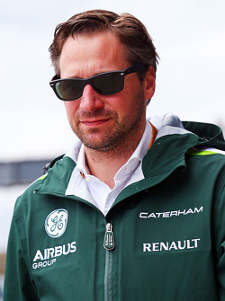Christian Albers, Caterham F1 Team, Team Manager