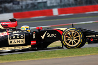 July Silverstone testing