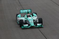 INDYCAR: Charlie Kimball, Norvo Nordisk Chip Ganassi Racing Chevrolet