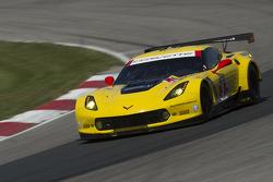 TUSC: #3 Corvette Racing Chevrolet Corvette C7.R: Jan Magnussen, Antonio Garcia