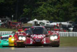 TUSC: #70 SpeedSource Mazda: Sylvain Tremblay, Tom Long