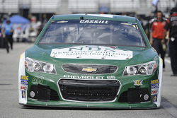 Landon Cassill, Circle Sport Racing Chevrolet