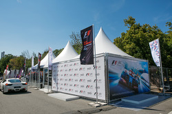 Sochi Autodrom display