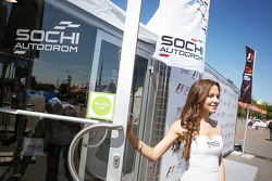 Lovely Sochi girl