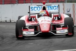 INDYCAR: Justin Wilson, Dale Coyne Racing Honda