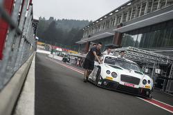 #7 M-Sport Bentley Bentley Continental GT3