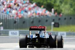 F1: Pastor Maldonado, Lotus F1
