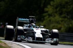 Lewis Hamilton , Mercedes AMG F1 Team