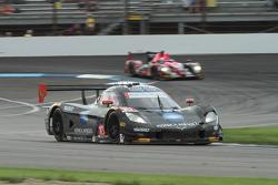 TUSC: #10 Wayne Taylor Racing Corvette DP: Ricky Taylor, Jordan Taylor