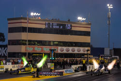 NHRA: Brittany Force, Richie Crampton