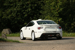 Toyota GT86 CS-R3 testing