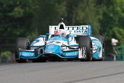 INDYCAR: James Hinchcliffe, Andretti Autosport Honda