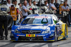 Gary Paffett, HWA DTM Mercedes AMG C-Coupé