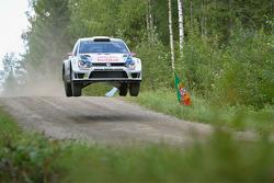 WRC: Jari-Matti Latvala and Miikka Anttila, Volkswagen Polo WRC, Volkswagen Motorsport
