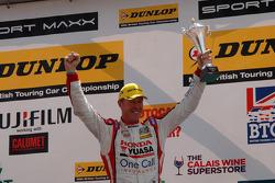 Third place Matt Neal