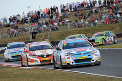 BTCC: Jason Plato, MG KX Clubcard Fuel Save