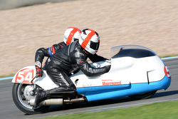Steve Reilly and Byron Reilly, MRE BMW 750cc
