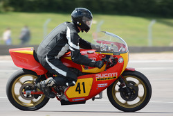 Mark George, Ducati Pantha 600cc