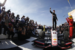 INDYCAR: Race winner Will Power, Team Penske Chevrolet