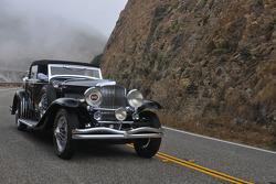 1933 Duesenberg SJ Brunn Riviera Convertible Sedan