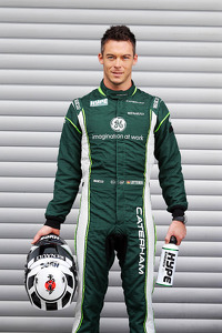 Andre Lotterer, Caterham F1 Team