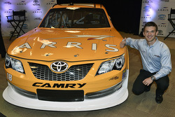 Daniel Suarez Nationwide car unveil