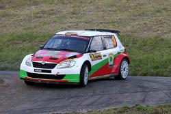 Armin Kremer and Klaus Wicha, Skoda Fabia S2000