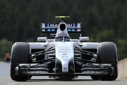 F1: Valtteri Bottas, Williams F1 Team