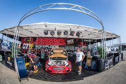 #07 SH Racing Rallycross Ford Fiesta ST: Nelson Piquet Jr.
