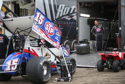 WOO: Donny Schatz, Tony Stewart Racing