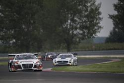 BSS: #6 Phoenix Racing Audi R8 LMS Ultra: Niki Mayr-Melnhof, Markus Winkelhock