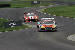 #45 Flying Lizard Motorsports Audi R8 LMS: Nelson Canache, Spencer Pumpelly