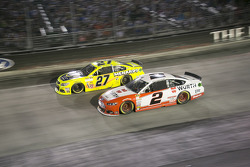 Paul Menard and Brad Keselowski