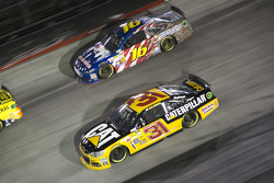 Ryan Newman and Greg Biffle