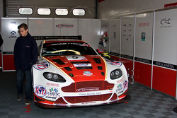 #5 Oman Racing Team Aston Martin Vantage GT3: Jeff Smith, Rory Butcher