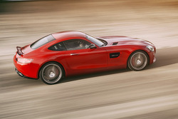 The Mercedes AMG GT