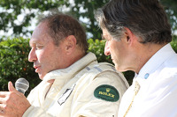 Jochen Mass and Alain de Cadenet