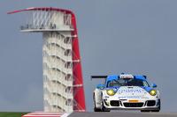 #19 Muehlner Motorsports America Porsche 911 GT America: Mark Klenin, Alec Udell
