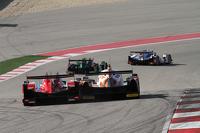 #27 SMP Racing Oreca 03 - Nissan: Serguey Zlobin, Nicolas Minassian, Maurizio Mediani and #26 G-Drive Racing Ligier JS P2 - Nissan: Roman Rusinov, Olivier Pla, Julien Canal